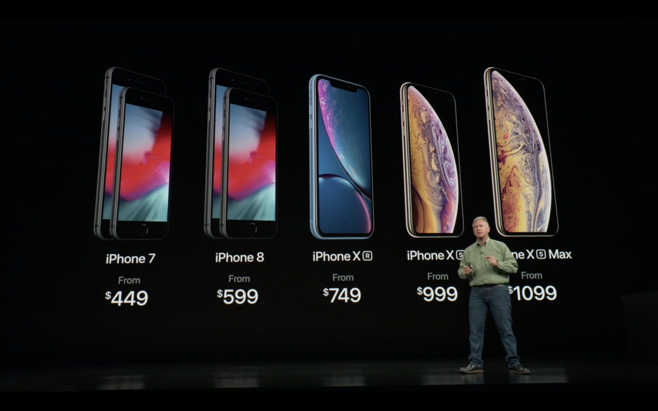 All You Need to Know About 2018's iPhones
