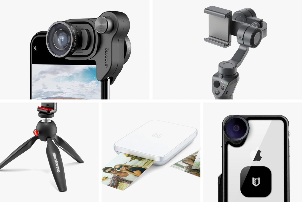 Get The Picture: 2019 Top Smartphone Camera Accessories