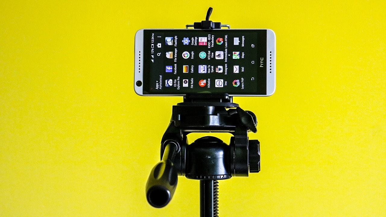 phone tripod need