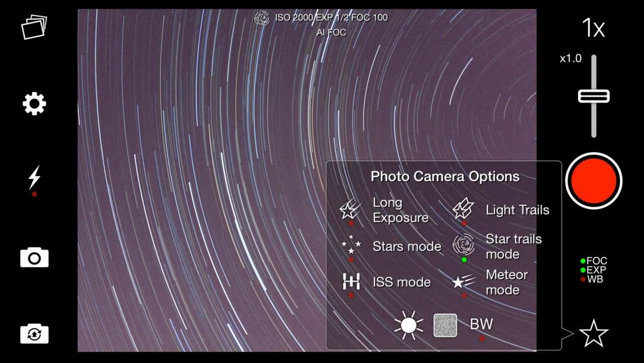 Photo Apps for Long Exposure