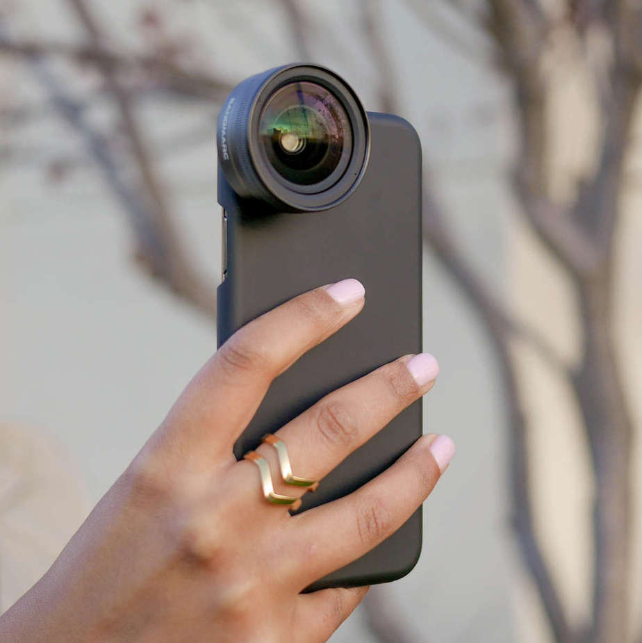 best iphone clip-on lens