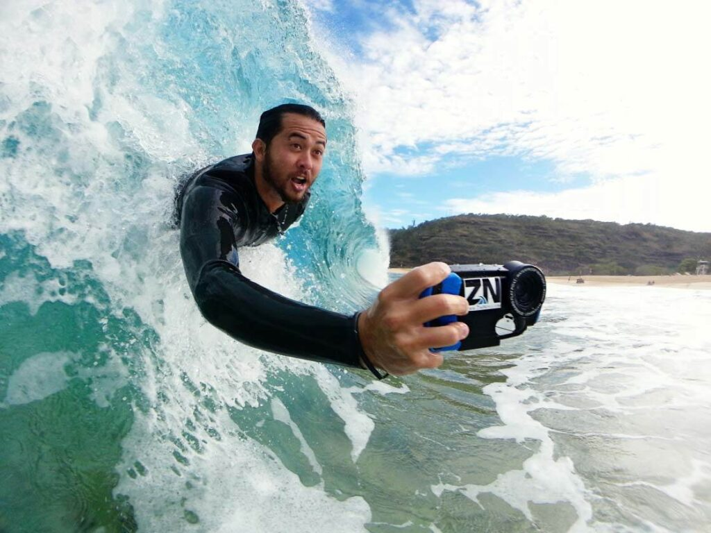Underwater Photography with Your Mobile Phone