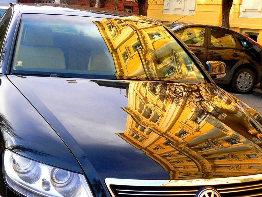 parked car photography
