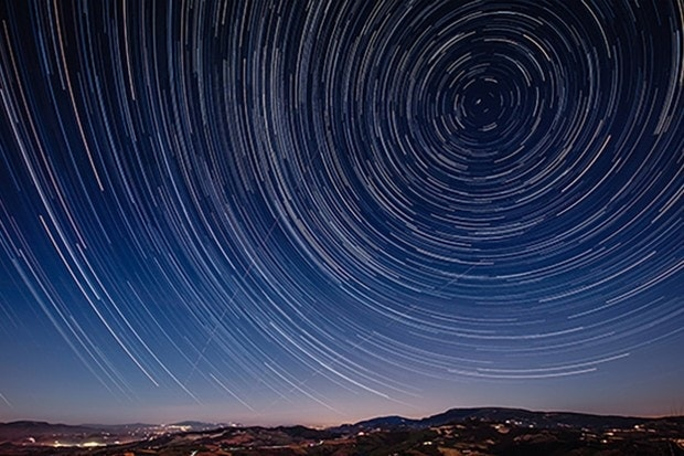 Astrophotography stars