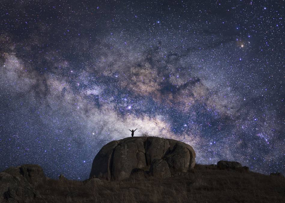 best astrophotography location