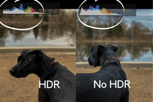 How Does HDR Work in smartphones?
