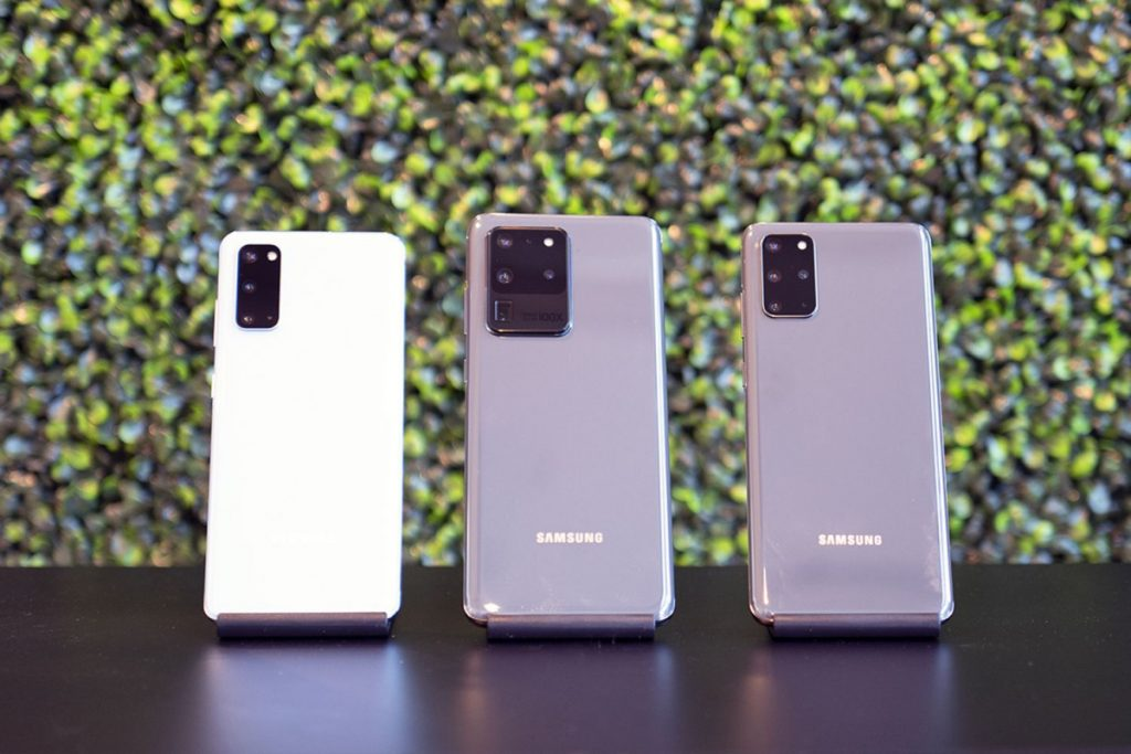 Samsung Galaxy S20 lineup review