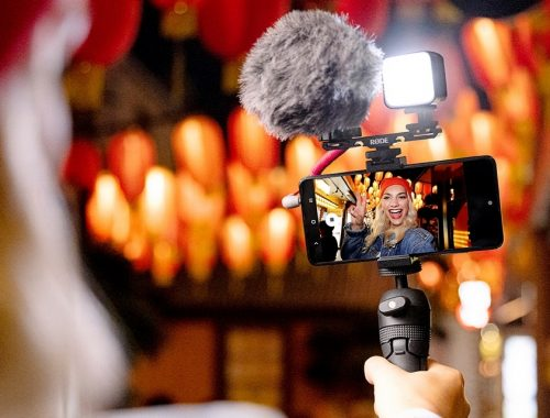 COMPLETE VLOGGING SETUPS FOR IPHONE AND ANDROID